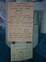 6º aniversario Da Vinci HU Donostia