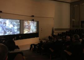Las cirugías retransmitidas en 3D