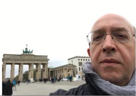 Otra visión de la Puerta de Brandenburgo
