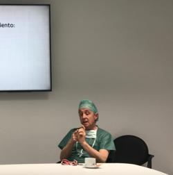 Un Día de Cirugía Uretral con el Dr. G Barbagli 19.7.17