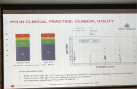 Utilidad clínica del PHI: Parece clara