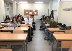 Urología/Patología Quirúrgica II. Curso 18-19. Clase Dr. Sanz Jaka