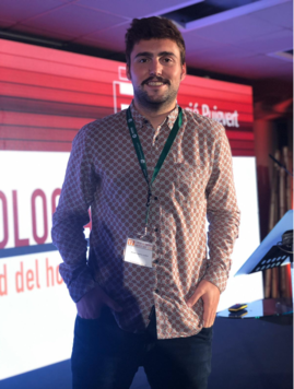 El Dr. G Morales en el 17º Curso de Andrología de la F Puigvert