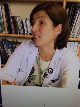 La Dra. Ainara Villafruela entrevistada por el Diario Vasco
