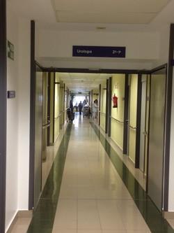 Unidad de Urología. Edificio Arantzazu del HU Donostia