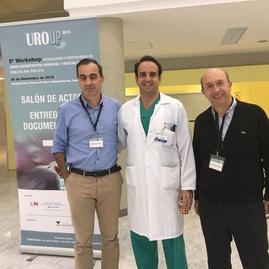 Con el Dr. Martínez-Salamanca